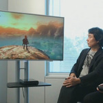 【TGA 14】広大なマップや騎乗アクションを披露、Wii U『ゼルダの伝説』新作プレイ映像