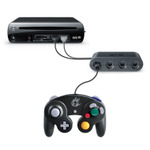 Wii U用GCコントローラ接続タップ、やはり品薄に…一部では倍以上の価格