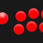 """果たして需要は…iOSに""""アケコン""""キーボードが登場!格ゲーコマンドの入力に特化"""