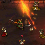 3DSの本格和風アクションRPG『異史戦国伝 宿業』配信日決定 ― キャラ育成や武器強化システムを詳しく紹介