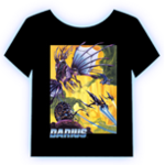 「ダライアス ポスターT シャツ」の画像