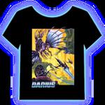 公式オンラインストア「DARIUS STORE」がオープン!商品第1弾はロゴ&ポスターTシャツ