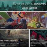 英国Amazonが選ぶ2014年ベストゲーム賞発表!『マリオカート8』と『スマブラ for 3DS』の名前も