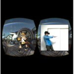 「Oculus Rift」とAndroidアプリで、仮想空間を感覚的に歩き回ってみた…ミクの頭を撫でることも
