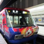 【年末企画】福岡で「妖怪ウォッチ」電車と新幹線を撮ってきたニャン!可愛すぎるラッピングにたまげたズラの画像