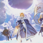 シリーズ最新作のRPG『Fate/Grand Order』事前登録!会話・バトルの映像も