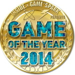 【年末年始】インサイド & Game*Sparkが選ぶ「Game of the Year 2014」大発表!