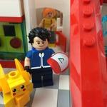 レゴで作られた「ポケモンセンター」が実にAWESOME!ゲームフリークの増田さんも称賛