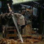 お馴染み鍛冶職人、今度は『デビルメイクライ』ダンテの大剣「リベリオン」を制作