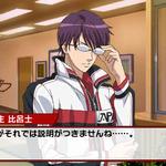 『新テニスの王子様 ~Go to the top~』の攻略キャラクターに柳生、千歳、財前の追加決定