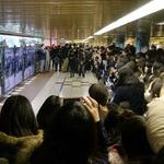 話題の「新宿駅シビュラシステム」、草薙素子にハッキングされる