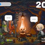 目覚ましとRPGが融合したアラームプレイングゲーム『dreeps』がユニーク!可愛いドット絵と、SFな世界観にも注目の画像