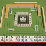 Wii Uと3DSで同時にプレイできるネット麻雀『役満 鳳凰』が2月18日に配信