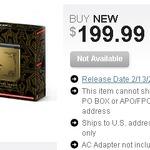 『ゼルダの伝説 ムジュラの仮面 3D』仕様のNew 3DS…北米で予約開始するも、すぐに売り切れに