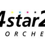 「4star オーケストラ2015」ロゴの画像