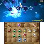 人気ダンジョン探索アクション新作『エクスケーブ ~運命の無幻塔編~』3DSに登場!ネットランクにも対応の画像