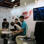 【台北ゲームショウ2015】フロム大好き・藍井エイルさんが『Bloodborne』に挑戦、手に汗握るボス戦の結果は・・・?の画像