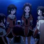 TVアニメ「艦これ」第5話の先行スチール公開!Blu-ray & DVD第1巻限定版のジャケットは「吹雪」にの画像