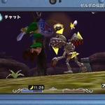 『ムジュラの仮面 3D』リンクの機敏なアクションや、仮面の特殊能力を紹介する動画が公開