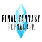 『ファイナルファンタジーポータルアプリ』ロゴの画像