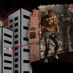 『バイオハザード リベレーションズ2』クリーチャーがノー残業デーを支援、従わない者は説得されるの画像