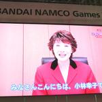 【JAEPO 2015】バンナムの新作音ゲー『シンクロニカ』稼動は6月に!小林幸子と『太鼓の達人』のコラボ情報もの画像