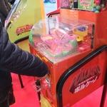 【JAEPO2015】ガムボールのエレメカが多数展示!最新作は下から上へ