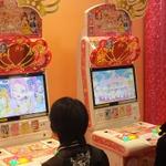 """【JAEPO2015】データカードダス『プリキュア プリンセスパーティ』を先行プレイ!最新作は""""とにかくプリンセス""""だった"""