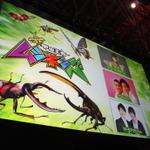【JAEPO2015】『新甲虫王者ムシキング』ステージレポ―虫にゆかりのあるお笑い芸人が登壇の画像