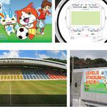 「レベルファイブスタジアム」に『妖怪ウォッチ』登場!サッカーを多くの子どもたちに知ってもらうきっかけにの画像