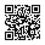 イーカプコン限定 オリジナルスマートフォンスタンド・カバー投票企画 QRコードの画像