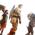 『黒い砂漠』プレイヤーの分身となる4つのクラスの詳細が判明、全てのクラスはアタッカーに