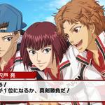 3DS『新テニスの王子様』お祭りなどの未公開イベントシーンが公開、公式サイトにはさらなる画像もの画像