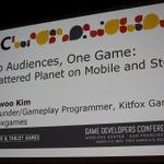 【GDC 2015】スマホ版で集客、Steam版で収益化 カナダKitfox Gamesの取り組み