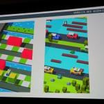 【GDC 2015】2人で作って10億円を稼いだ『クロッシーロード』のサクセスストーリーの画像