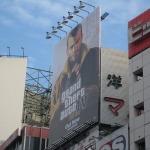 いよいよ明日発売、『GTA4』の巨大広告が渋谷に出現