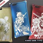 『Fate/stay night』×ギルドデザインのiPhone 6ケース全6種類で登場
