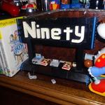 【Game Traveler】第1回 ゲームカフェ・バー「Ninety.」 ―  増える『燃えプロ』タワーの正体とは
