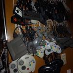 お客さんのニーズに対応できるよう、様々なハードのパッドが用意されています。の画像