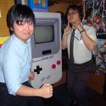 井上 隆史(左)と林 直哉氏の画像