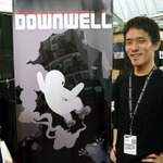 【PAX East 2015】若き日本人開発者の野心作『Downwell』をプレイ!―IGF 2015の学生部門のファイナリストにも選出