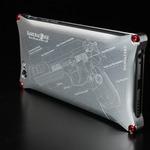 『バイオハザード』サムライエッジ「バリーモデル」の図柄を彫刻したiPhone6用ケース登場