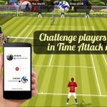 スマホをWiiリモコンのように使ってプレイするAndroidアプリ『Motion Tennis Cast』登場
