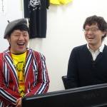 平井さん(左)と浅井氏の画像