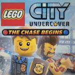 『レゴシティ アンダーカバー チェイス ビギンズ』タイトル画面の画像