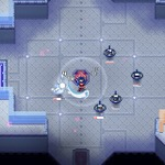 「ゼルダの伝説」風SF2DアクションRPG『CrossCode』舞台は架空オンラインゲームの画像
