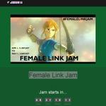 女性版リンクが主人公の『ゼルダの伝説』を作るゲームジャム、4月に海外で開催