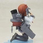 壽屋より、アニメ「艦これ」の「雷」フィギュアが8月に発売…包容力のあるかわいらしい笑顔が特徴の画像