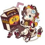 雪印コーヒーの擬人化キャラ「ゆきこたん」ゲーム化決定!野島一成シナリオの推理ノベル