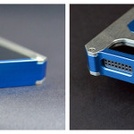 『アーマード・コア』コジマ粒子小型探知機iPhoneケースと、起動キー型メタルペンダントの申込開始の画像